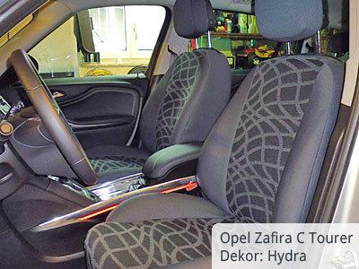 Opel Zafira C- Tourer Vordergarnitur
