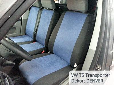 VW T5 Transporter (Forensik) vorne