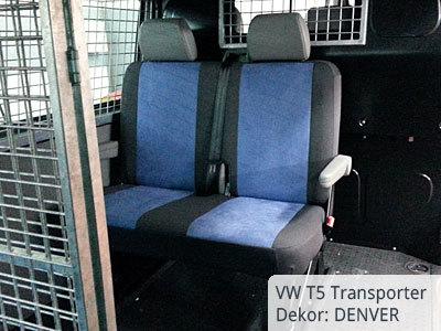VW T5 Transporter (Forensik) 1.SR