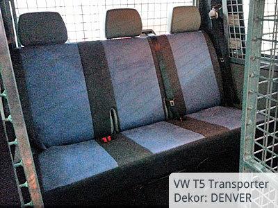 VW T5 Transporter (Forensik) 2.SR