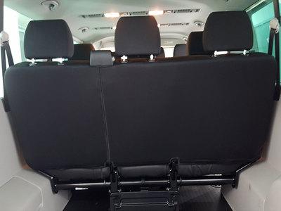 VW T6 Caravelle 2. Sitzreihe von hinten