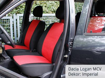 Dacia Logan MCV Sitzbezüge