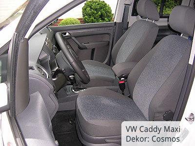 VW Caddy Maxi zengin vorne